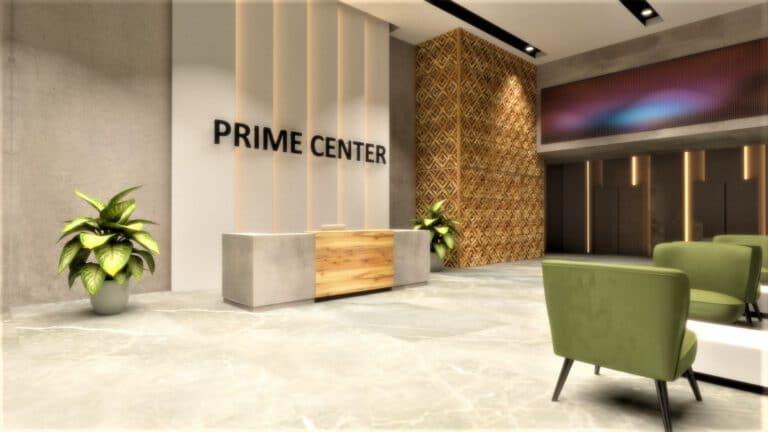 פריים סנטר | Prime Center משרדים למכירה