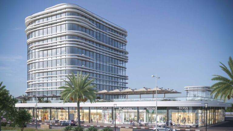 מגדל היהלום נתניה - משרדים למכירה