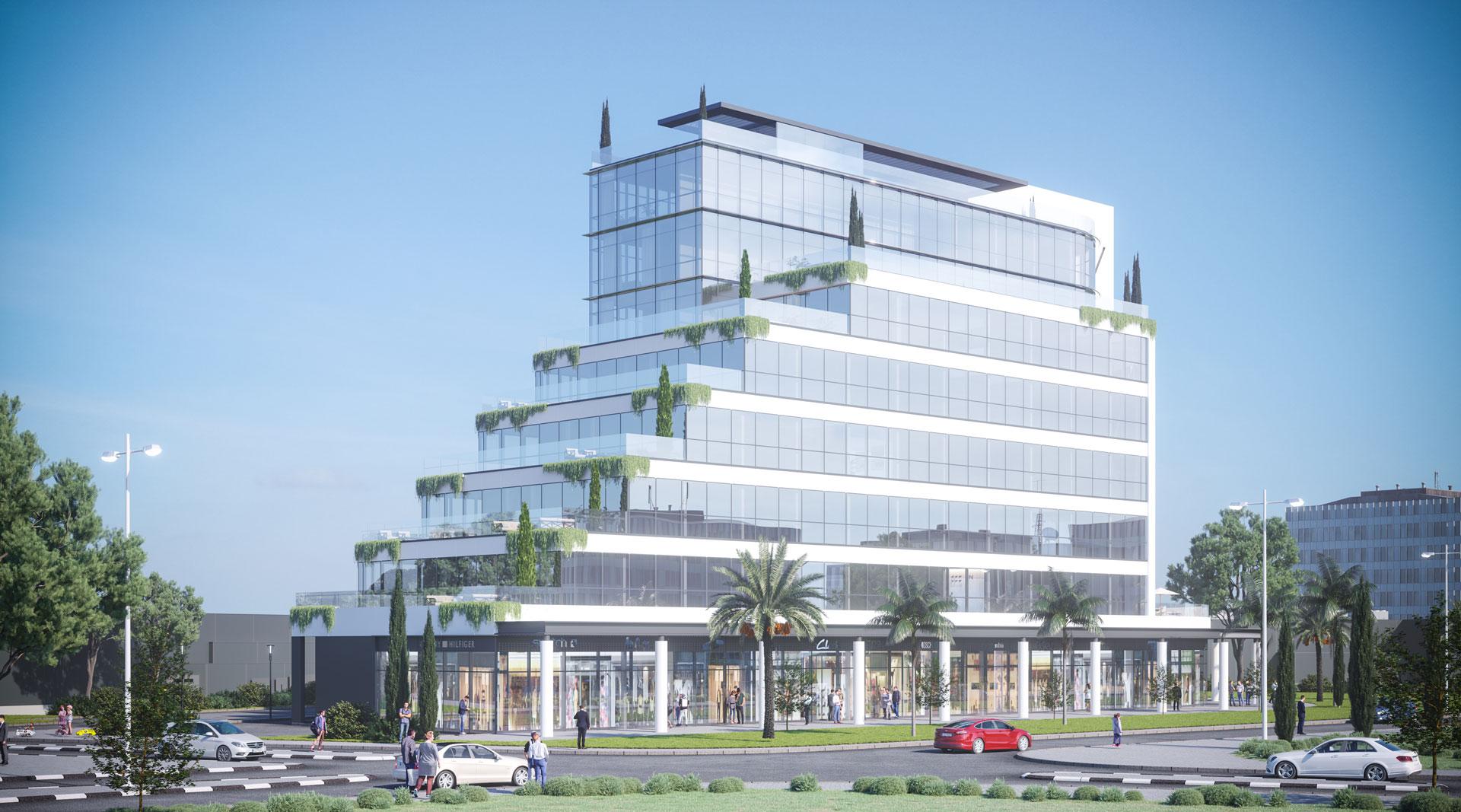 משרדים למכירה בנתניה מגדל היהלום