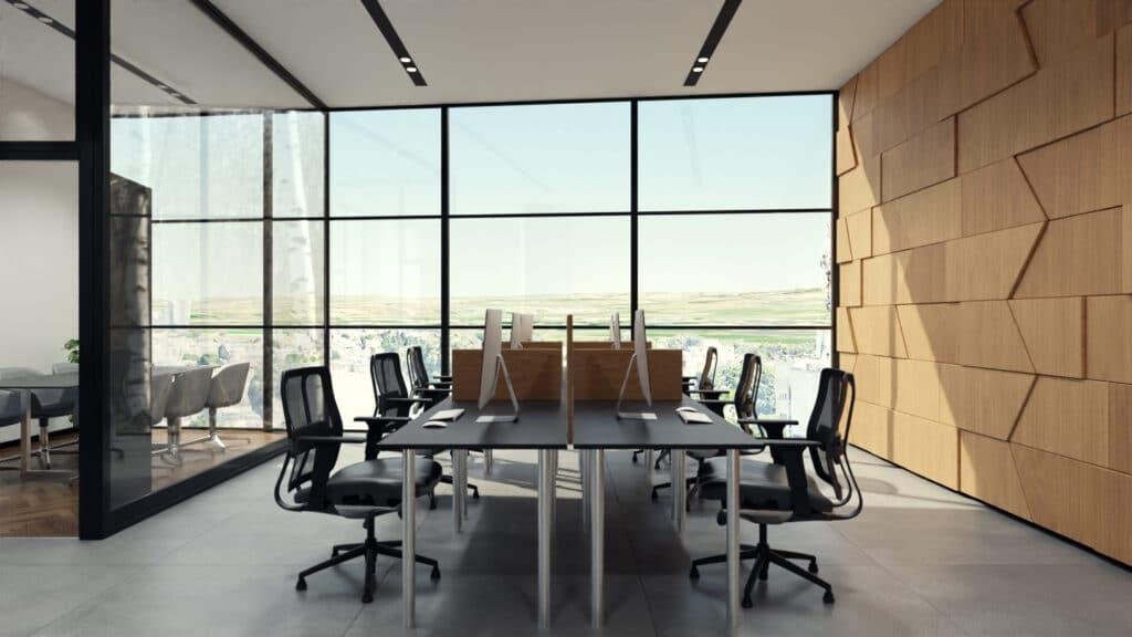 משרדים להשכרה בנתניה PANORAMA TOWER