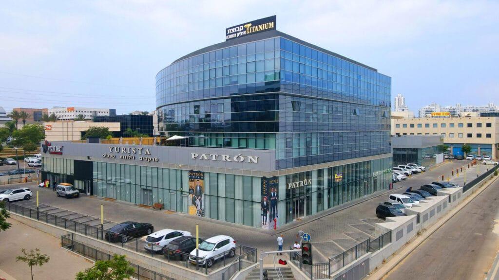 משרדים להשכרה באזור תעשייה ספיר נתניה