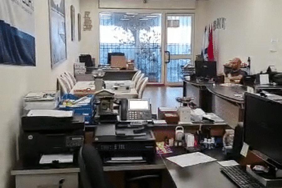 משרד להשכרה ברחוב הגביש בנתניה קבוצת גבע רום